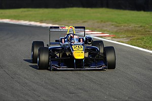 F3 Europe Race report Top-10 finishes for Blomqvist at Zandvoort