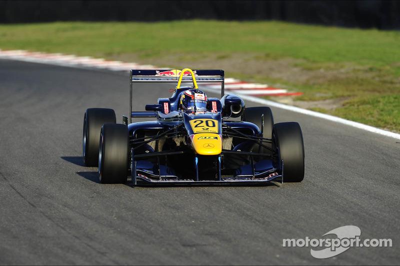 Top-10 finishes for Blomqvist at Zandvoort