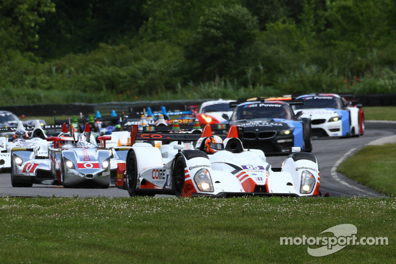 CORE autosport earns best GT finish and gains ground in PC Championship