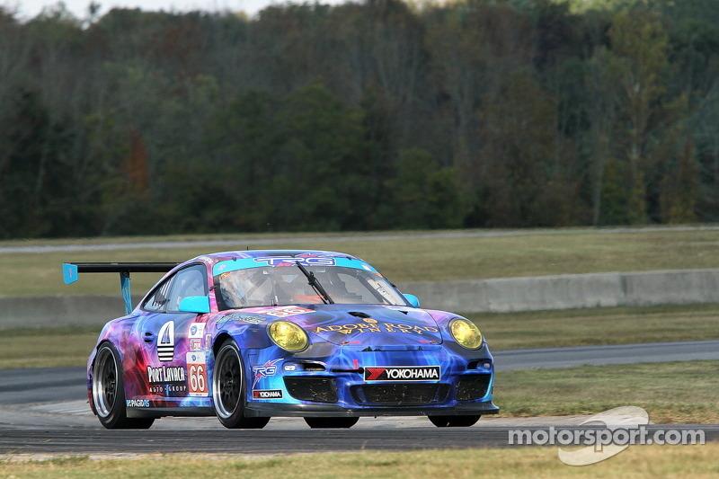 Paul Miller Racing endures another tough race in the No. 48 Porsche 911 GT3 RSR at VIR