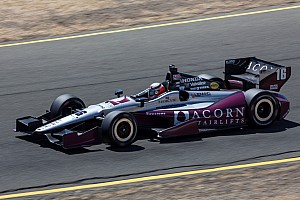 IndyCar Race report Jakes and Rahal finished 17th and 18th Sunday in Houston