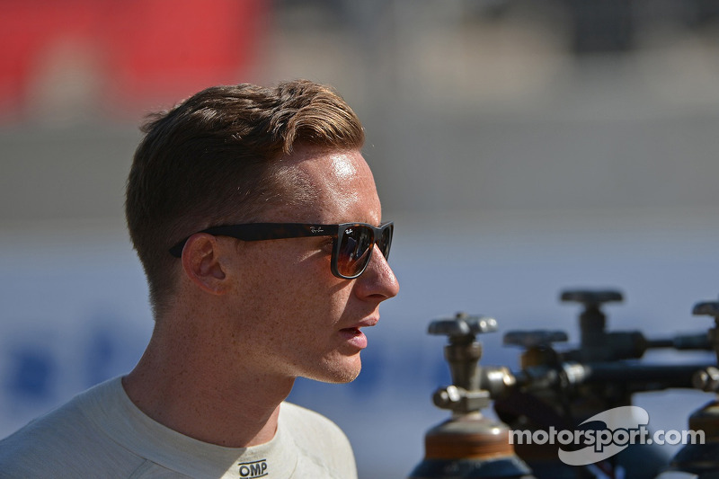Mike Conway finishes 9th in the Grand Prix of Houston Race 2