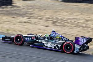 IndyCar Race report Simona de Silvestro finishes 10th in Houston Sunday