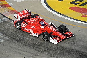 IndyCar Race report Dixon seizes control of championship with Houston performance