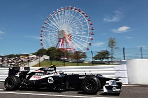 Formula 1 Preview Renault Sport F1 point of look on Suzuka Circuit