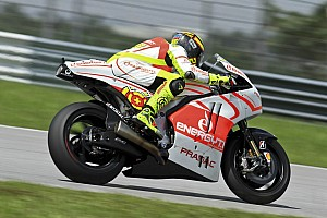 MotoGP Qualifying report Tenth spot on grid for Iannone in Malaysia