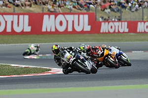 MotoGP Race report Top ten for Hernandez at Aragon