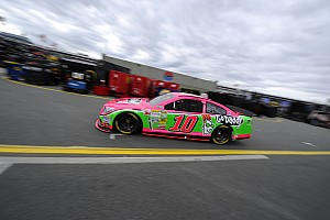 NASCAR Cup Race report Patrick earns 20th place finish at Charlotte