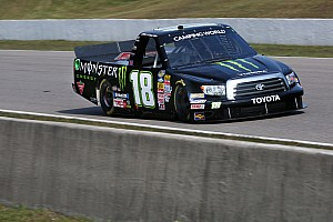 NASCAR Truck Preview Joey Coulter is ready to roll with the changing tides