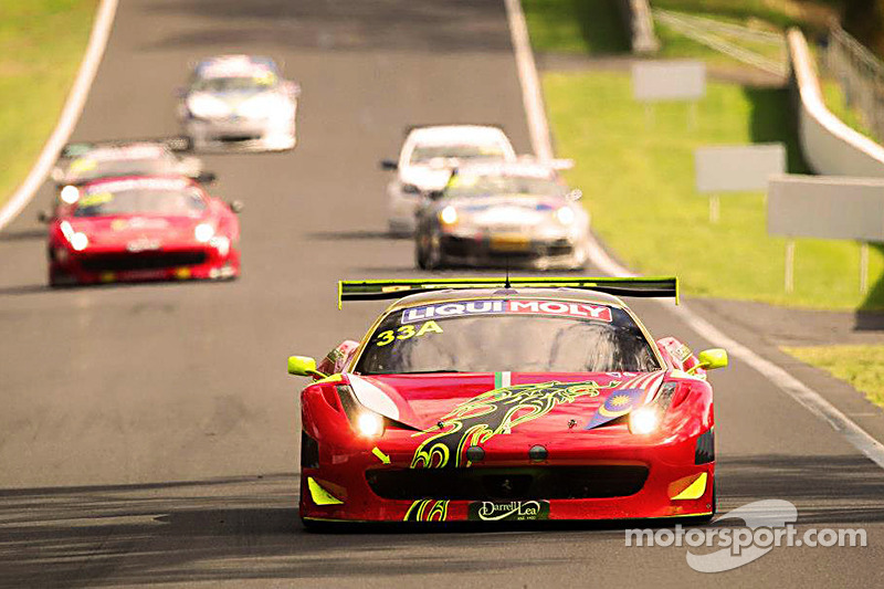 Clearwater Racing enter 3 Hours of Sepang