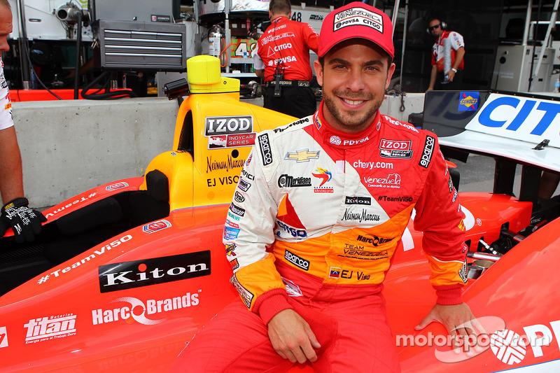 Andretti Autosport statement on E.J. Viso