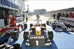 F3 Europe Race report Felix Rosenqvist wins race 1 at Hockenheim