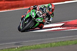 World Superbike Race report Eugene Laverty takes the double on Sykes' dream day at Jerez