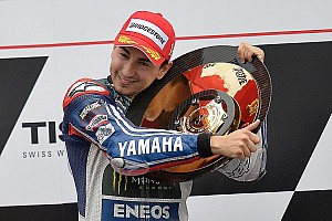 MotoGP Race report Lorenzo comes out on top in thrilling Australian Grand Prix