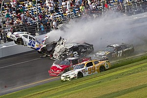 NASCAR Breaking news NASCAR mandates ImPACT Baseline Concussion testing