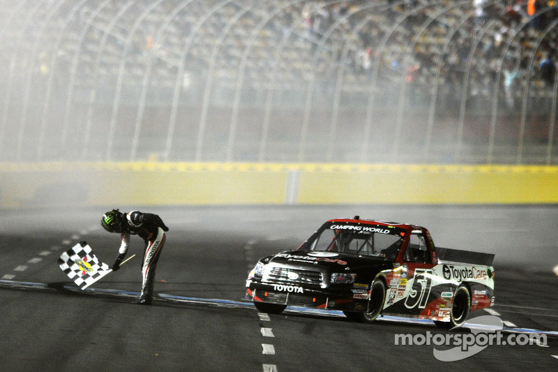 Kyle Busch trying to coral an owner's championship