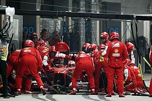 Formula 1 Breaking news Mercedes and Ferrari both claim pitstop record