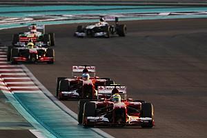 Formula 1 Race report Abu Dhabi GP: A gritty drive from Ferrari duo
