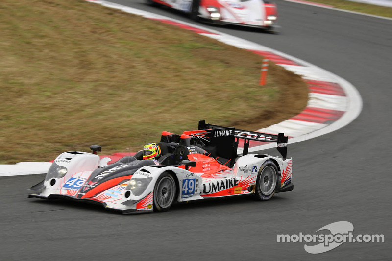 'Full attack' for the ORECA 03 teams in China