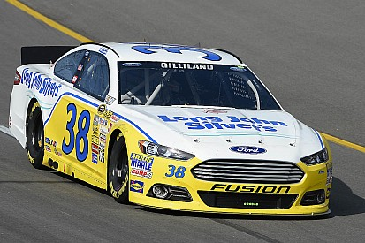 Phoenix is like home for Gilliland