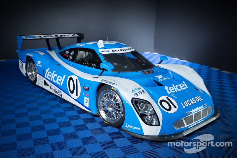Ganassi switches to Ford EcoBoost power for new unified series in 2014