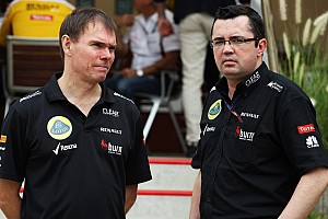 Formula 1 Preview Lotus focused on finishing as strongly as possible at COTA