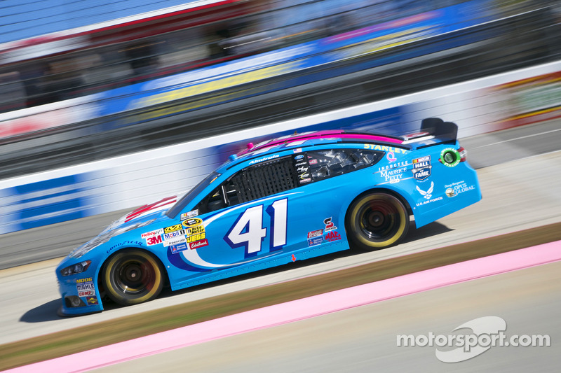 Heading to his home state, Almirola ends season at best track