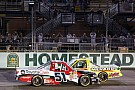 Busch wins race, Crafton takes title at Homestead