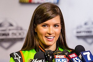 NASCAR Cup Commentary Danica's rookie season coming to a close