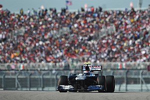 Formula 1 Race report Bottas drove a great race to score four points for Williams at the United States GP