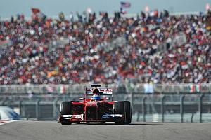 Formula 1 Breaking news Alonso not Ferrari 'number 1' - Di Montezemolo