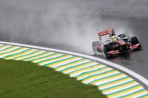 Formula 1 Qualifying report Disappointing qualifying for McLaren in São Paulo