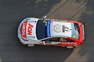 WTCC Breaking news 2013 Qualifying – Muller wins from the pole
