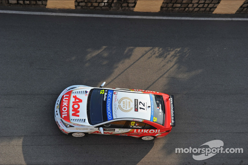 2013 Qualifying – Muller wins from the pole