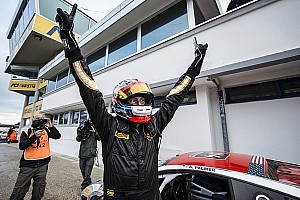 GT Special feature Andrew Palmer wins Lamborghini World title in Rome for the USA