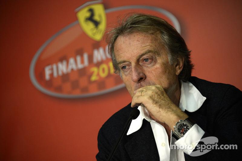 """Montezemolo: """"Avoiding mistakes next year"""""""