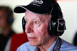 IndyCar Breaking news Franchitti presents at Autosport Awards