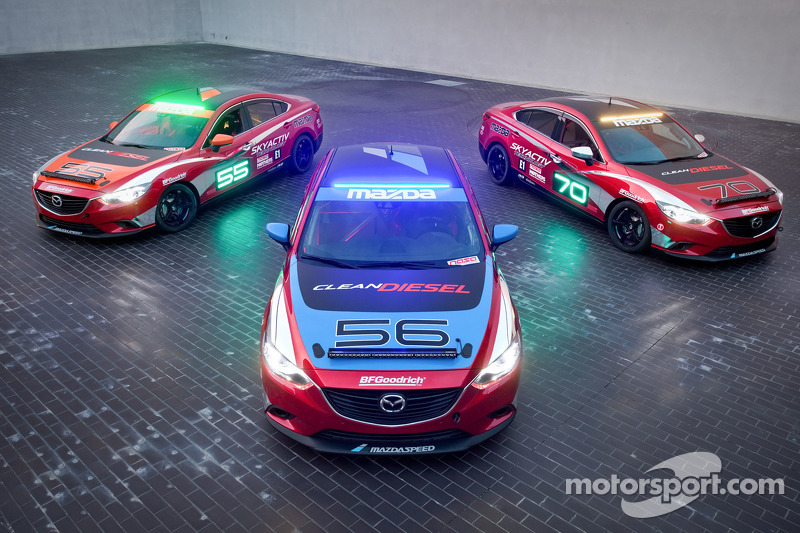 USAF 25 Hours of Thunderhill adds Mazda diesels, Audi TT RS and Eagle