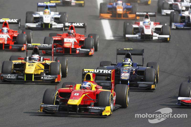 GP2 Series 2014 season calendar unveiled