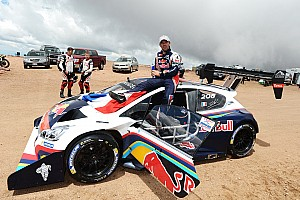 Hillclimb Breaking news The 208 T16 Pikes Peak scoops two awards