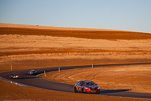 Endurance Race report Mazda racers win two classes at longest U.S. endurance race at Thunderhill