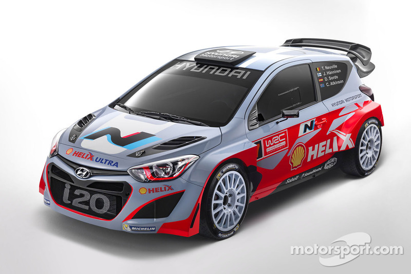 Shell returns to FIA World Rally Championship with Hyundai Motorsport