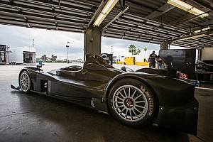 IMSA Breaking news Level 5's Prototype Challenge entries confirmed for 2014
