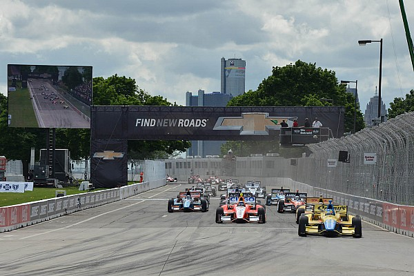 Chevrolet Detroit Belle Isle Grand Prix announce promotional partnership