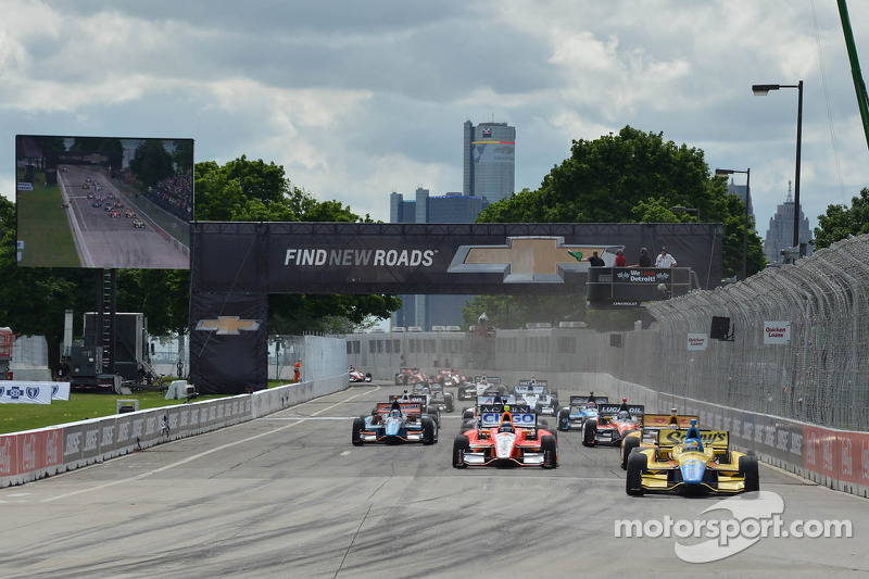Chevrolet Detroit Belle Isle Grand Prix announce promotional partnership