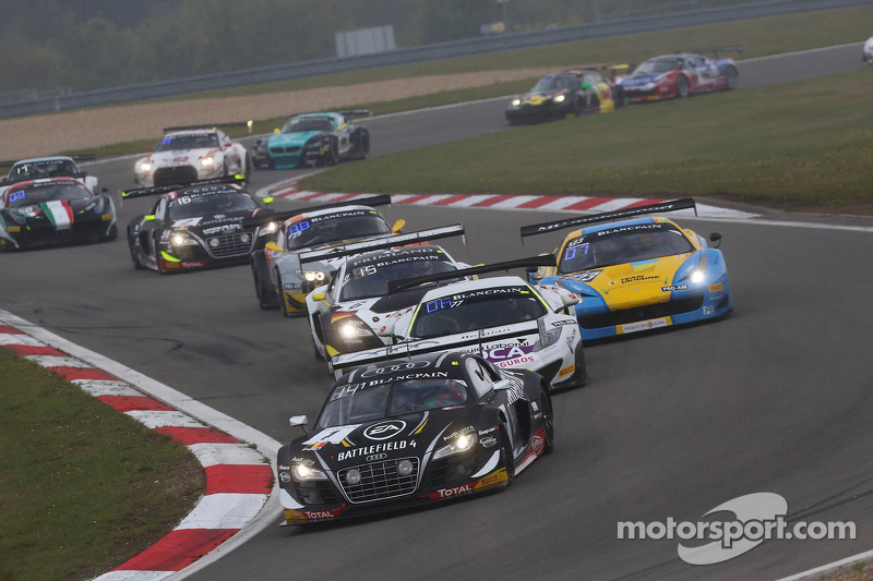ADAC GT Masters: Audi teams 2013 season review
