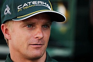 Formula 1 Breaking news Kovalainen facing Christmas with uncertain future