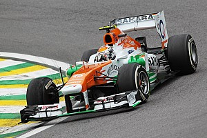 Formula 1 Breaking news Sahara Force India welcomes technical partnership with Motegi Racing