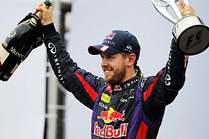 Formula 1 Special feature Top 20 moments of 2013, #3: Sebastian Vettel, the booed dominator