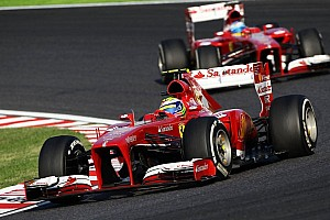Formula 1 Breaking news Massa claims to be 'as fast' as Alonso